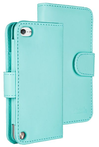 HHI TuchiWallet5 Case for iPod Touch 5th Generation - Light Blue