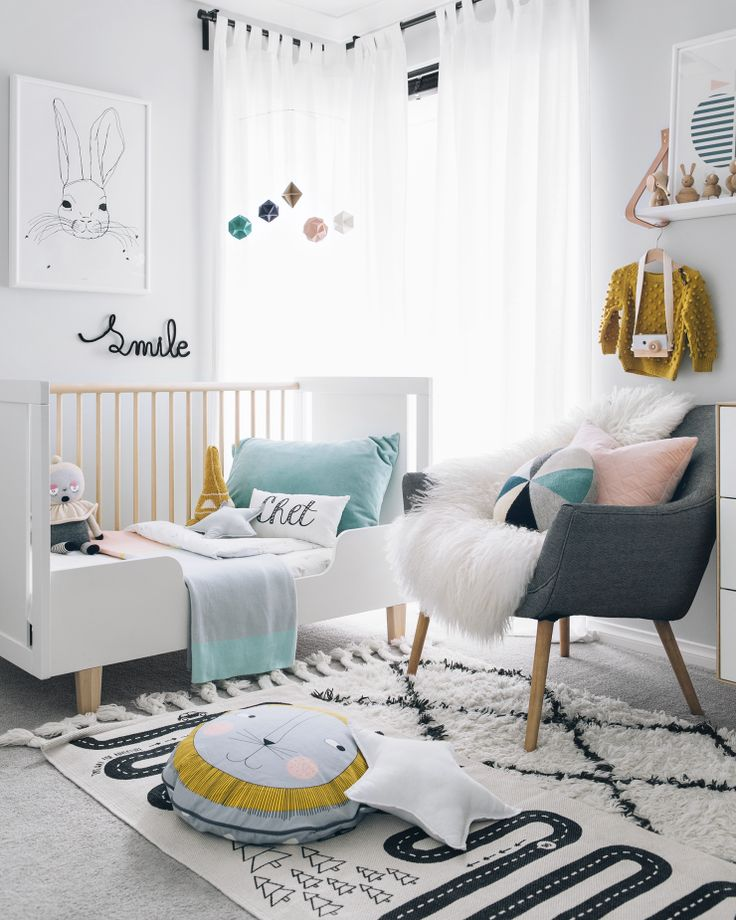 modern toddler room - Australia
