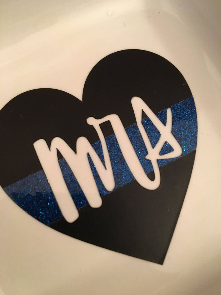 Police Wife | Police Mrs | Thin Blue Line Vinyl Heart Decal by CapitolBlueCreations on Etsy https://www.etsy.com/listing/547040875/police-wife-police-mrs-thin-blue-line