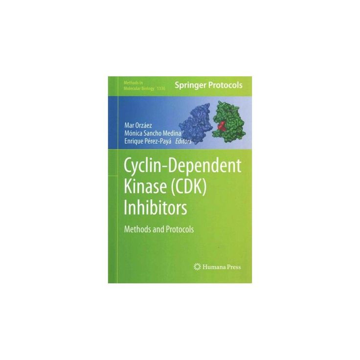 Cyclin-dependent Kinase Cdk Inhibitors ( Methods in Molecular Biology) (Hardcover)