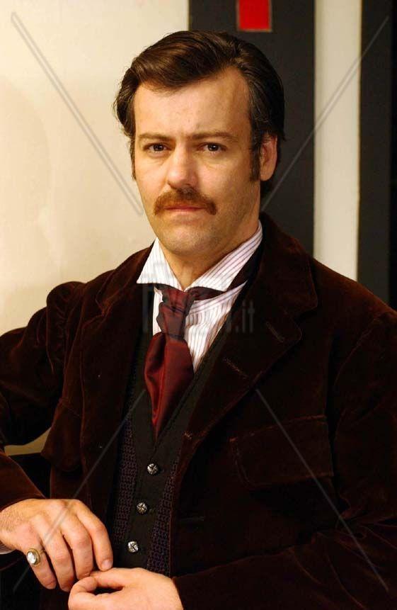 "Rupert Graves portrays Young Jolyon Forsyte in ""The Forsyte Saga"" [2002]."