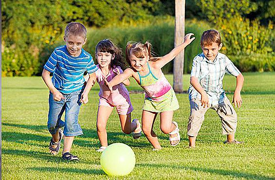 There is no possibility to send the child on holiday camps, to the sea or to the village to the
