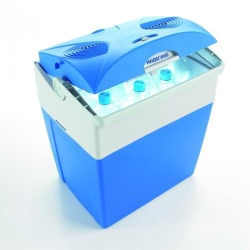 Dometic Mobicool V30 AC/DC Kobaltblau