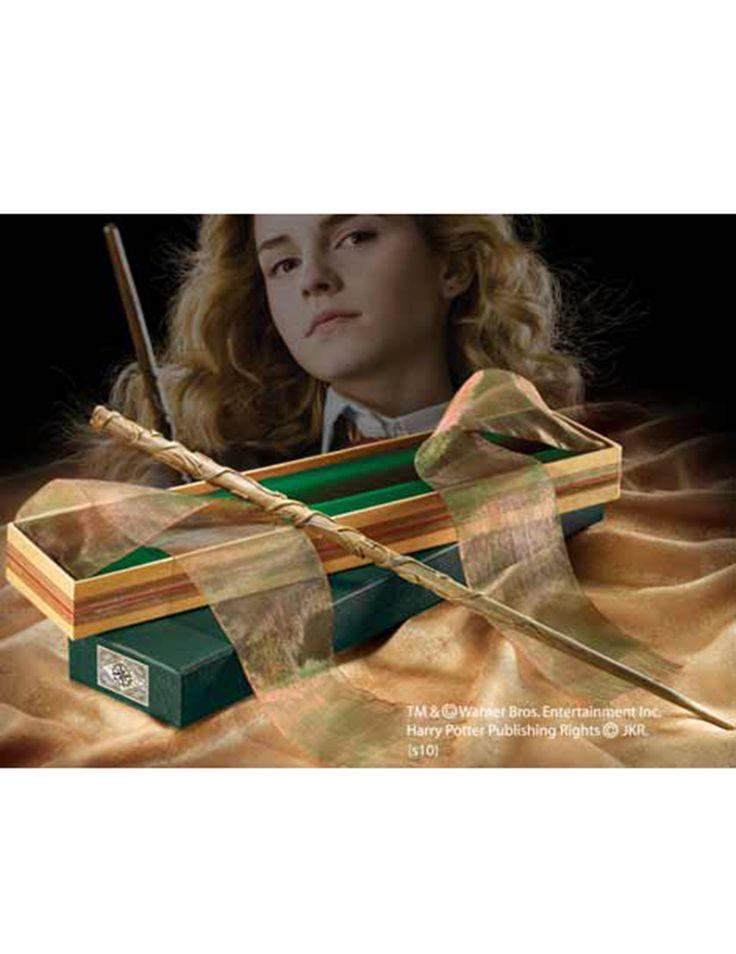 Réplique baguette Hermione - Harry Potter™ : Cette baguette en résine est la…