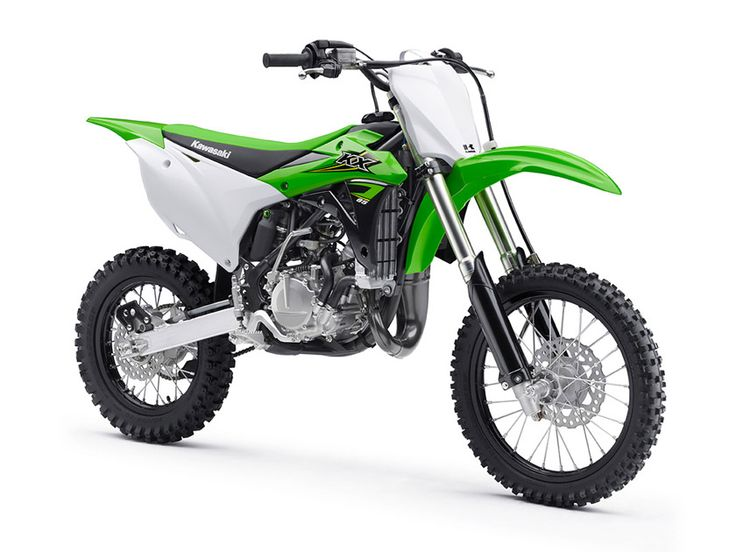 Kawasaki 2017 KX 85 Motocross Bike Review