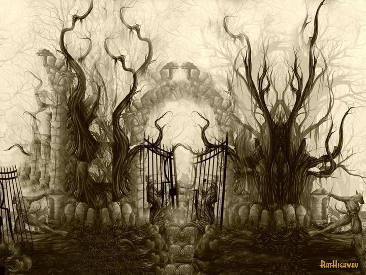 another scary gateway