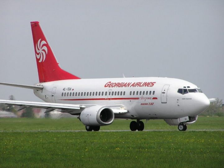 Georgian Airways Served 308 275 Passengers in 2017 - Travel in Georgia