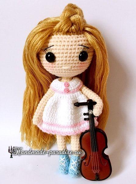 Amigurumi Doll Hair Tutorial : Best crochet doll inspiration images on pinterest