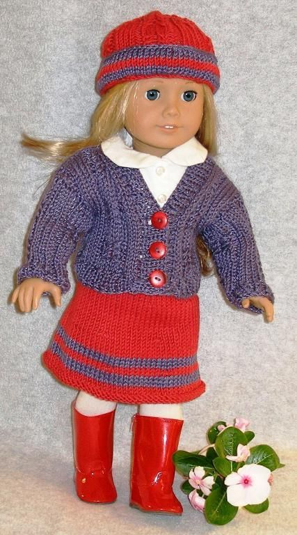Knitting Pattern For Baby Wellies : Flowers for Grandma Doll knit pattern More Dolls and Flower ideas