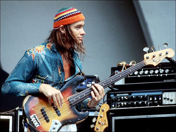"""Jaco Pastorius, was an American jazz musician and composer and electric bass player. His playing style was noteworthy for containing intricate solos in the higher register and for the """"singing"""" quality he achieved on the fretless bass. Pastorius was inducted into the Down Beat Jazz Hall of Fame in 1988, one of only four bassists to be so honored (and the only electric bass guitarist). He is one of the most influential electric bass players of all time."""