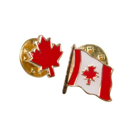 Sport your Canadian pride by wearing one of these Northern Traveller lapel pins this summer!