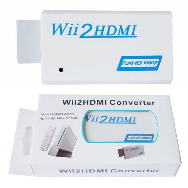 Купить товарДля Wii к HDMI Wii2hdmi 720/1080 P HD Масштабирование Конвертер Адаптер ТВ 3.5 мм Аудио в категории HDMIна AliExpress. для Wii в HDMI 1080 P 480 P Конвертер Адаптер Wii2hdmi 3.5 мм Аудио Box wii-ссылка drive бесплатнообзор:This piece of co