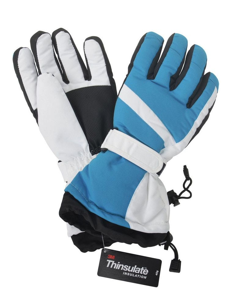 Waterproof Thinsulate Snowboard/Ski Gloves