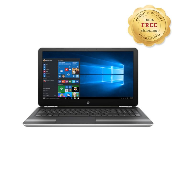 "NEW HP Pavilion Laptop Core A9 APU 15.6"" 15z 8GB Touch Optional Windows 10 #HP"