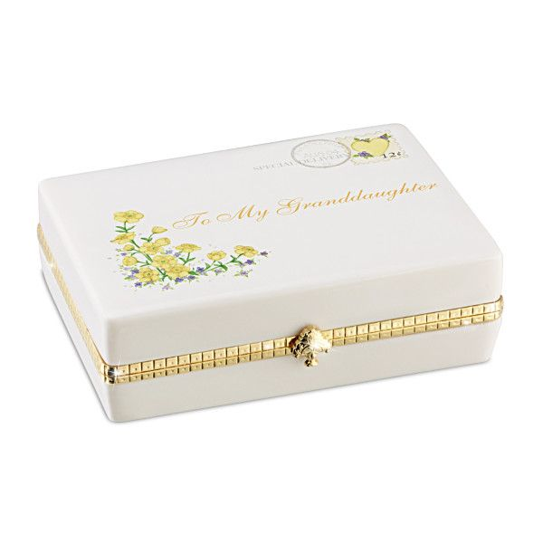 Granddaughter Jewelry Box Mesmerizing 72 Best Collectible Music Boxes Images On Pinterest  Music Boxes