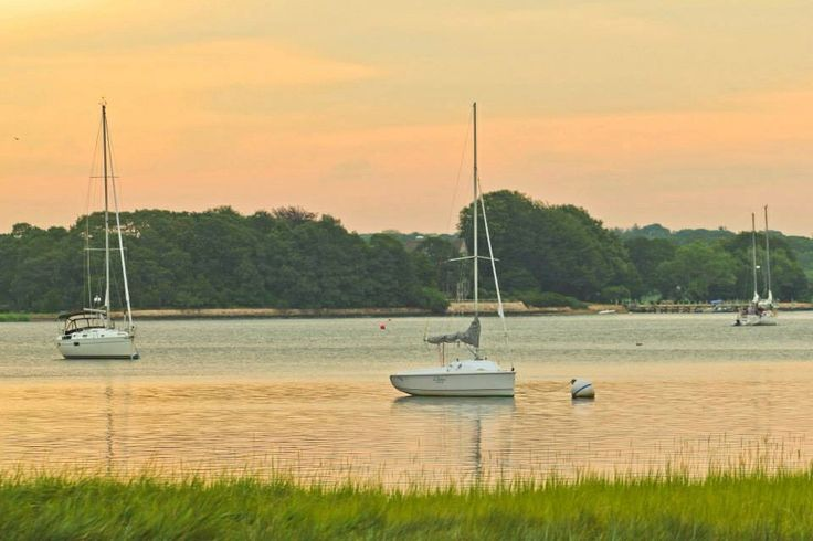 Point Isabella Beach in Cotuit MA