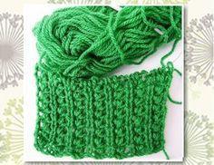Vem aprender a fazer um pontinho fácil de tricot! http://miauartes.blogspot.com.br/2013/01/workshop-ponto-de-tricot-xi.html