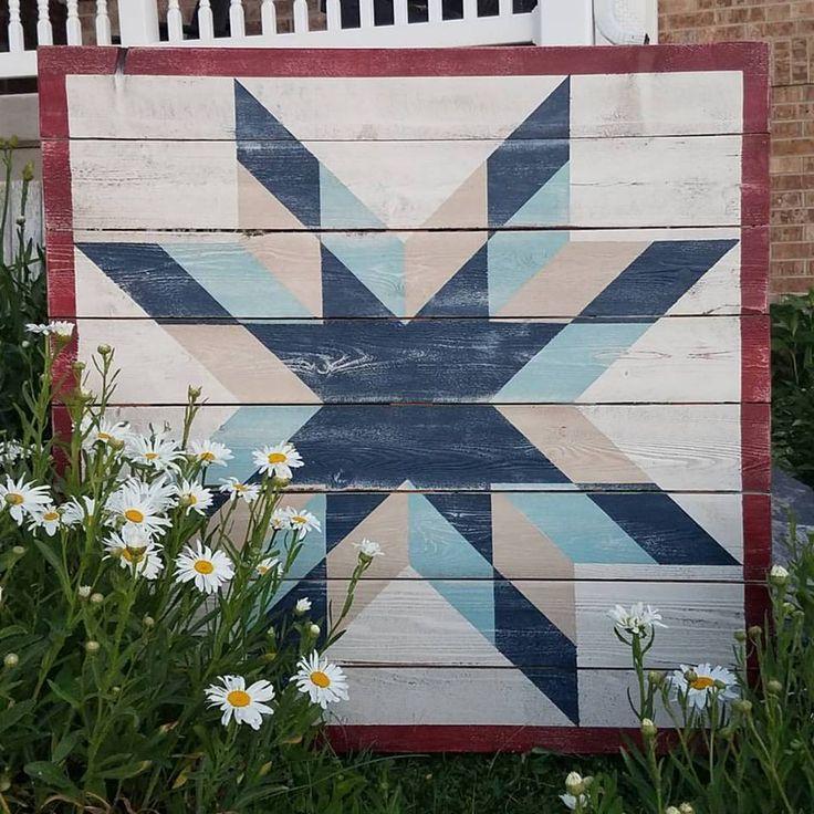 Quilt Blocks American Barns