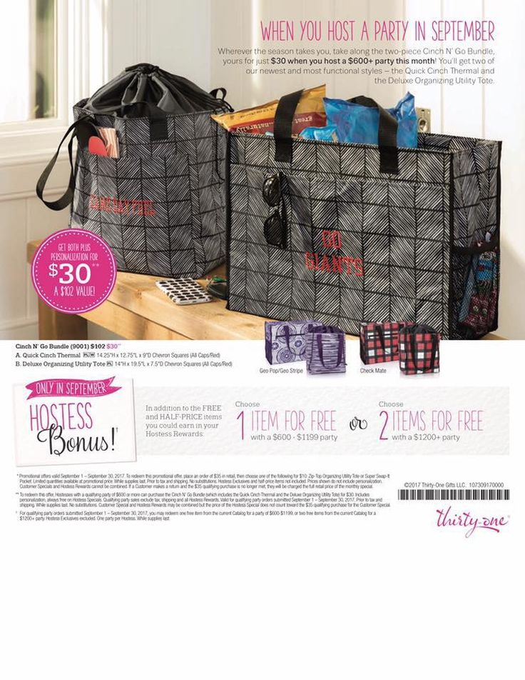 Thirty-one Gifts September Monthly Hostess Special // ONLY available in September! This bundle only $30! . . #31fashion #thirtyone #thirtyonegifts #31withJonet #giraffe #diaper #bag #tote #gogo #september #shop #sale #Special #baby #kids #super #swap #it #pocket #cool #clip #Thermal #pouch #ootd #outfit #idea #bundle #party #consultant