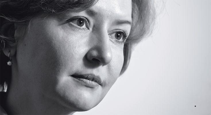 Первая женщина математик профессор кембриджского университета Наталья Берлова (Berloff)