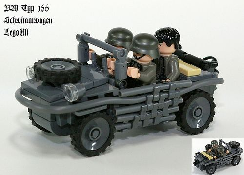 how to make a lego ww2 land mine
