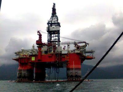 Blog do Roberto Moraes: Sondas de perfuração de poços de petróleo seguem s...