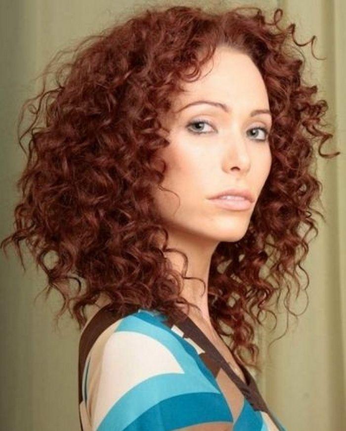 Long Natural Curly Hair Pinterest