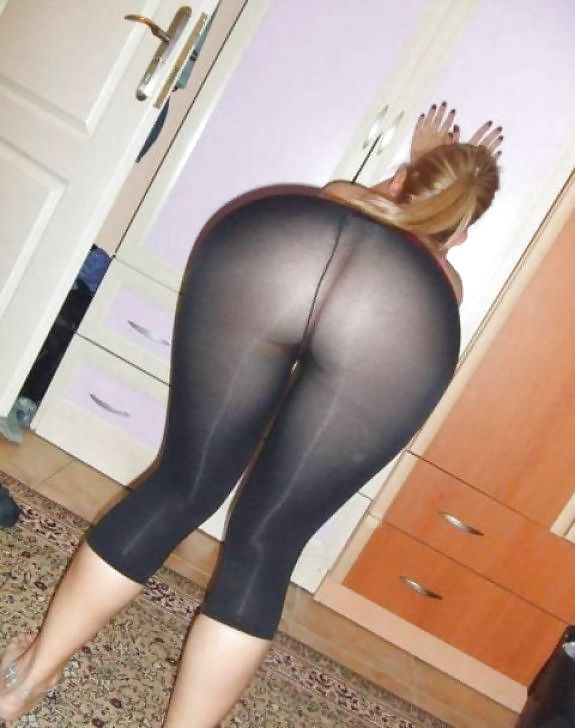 Sexy legging photo mom for support