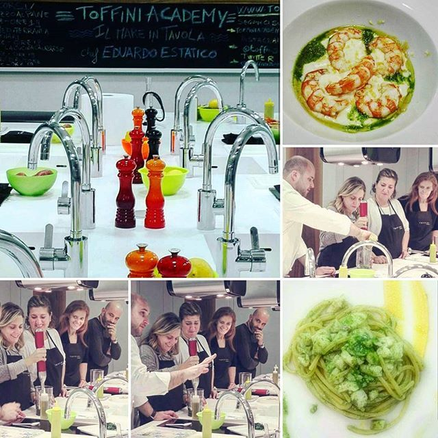#aboutlastnight #toffiniacademy #corsidicucina #napoli #cookingclass #foodexperience #chef @eduardoestatico #ilmareintavola #toffiniacademycorsidicucina  #toffinicomeprimapiúdiprima #igersfood #ig_food #cucinaitaliana #scuoladicucina #piattiitaliani #foodie #foodevent #campaniafoodporn #chefperunasera #napolifoodporn #foodporn #foodlovers #gourmetfood #italianfood #yummy #foodgasm #foodpics #igersnapoli #chefofinstagram #foodstarz