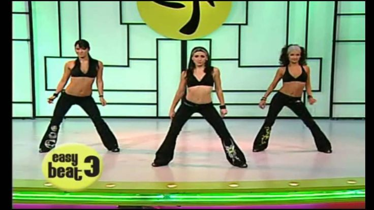 Zumba Merengue and Salsa Dance Exercise Preview