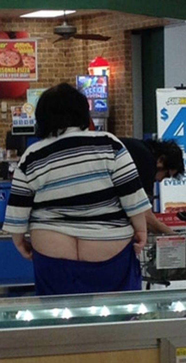 24 Pictures of Plumber's Crack Spotted in the Wild | ViraLuck