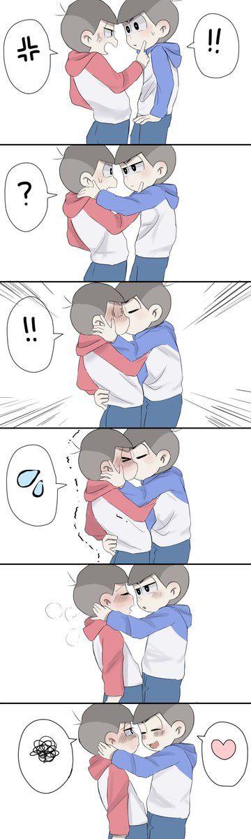 怒りきれない【カラおそ漫画】