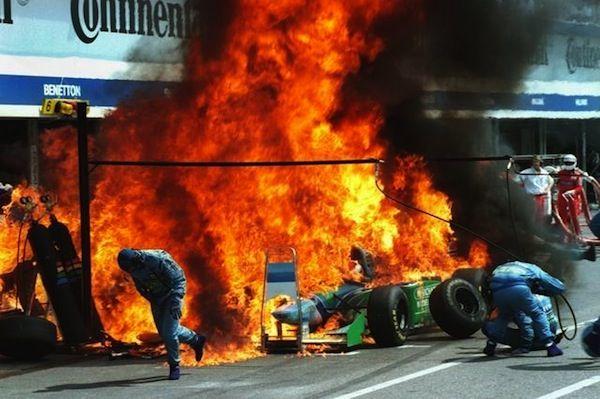 Jos Verstappen - German Grand Prix - 1994 - Hockenheim