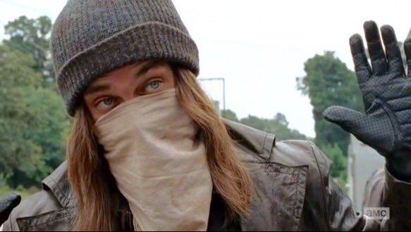 The Walking Dead Season 6 Episode 10 'The Next World' Jesus