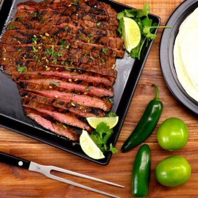 Easy and Authentic Carne Asada Recipe & Video | TipHero