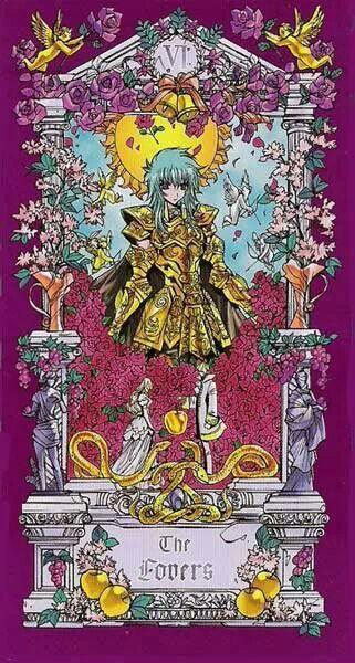 Saint Seiya G Episode Pisces Aphrodite