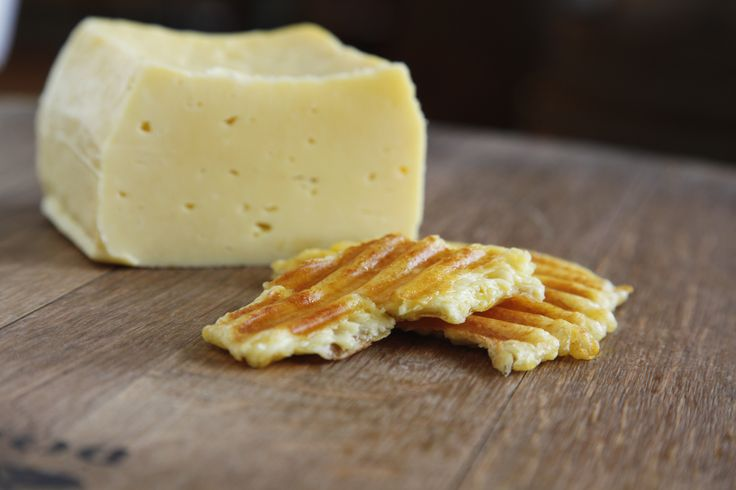 Guernsey Girl Cheese from Upper Canada Cheese in Ontario