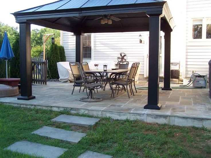 Backyard Gazebo Ideas shop this look Gardening Landscaping Best Way To Get The Perfect Backyard Pavilion Designs With Hanging Fan Best Way To Get The Perfect Backyard Pavilion Designs