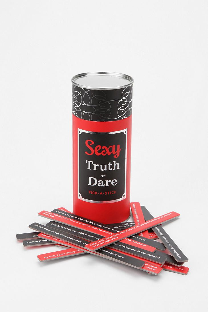 Sexy Truth Or Dare Pick-a-Stick Game #urbanoutfitters