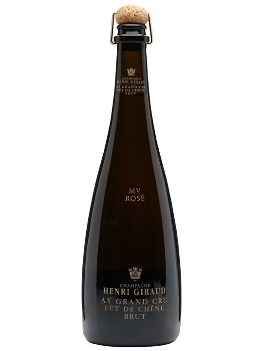 Henri Giraud Fut de Chene Multi Vintage Rose : The Whisky Exchange