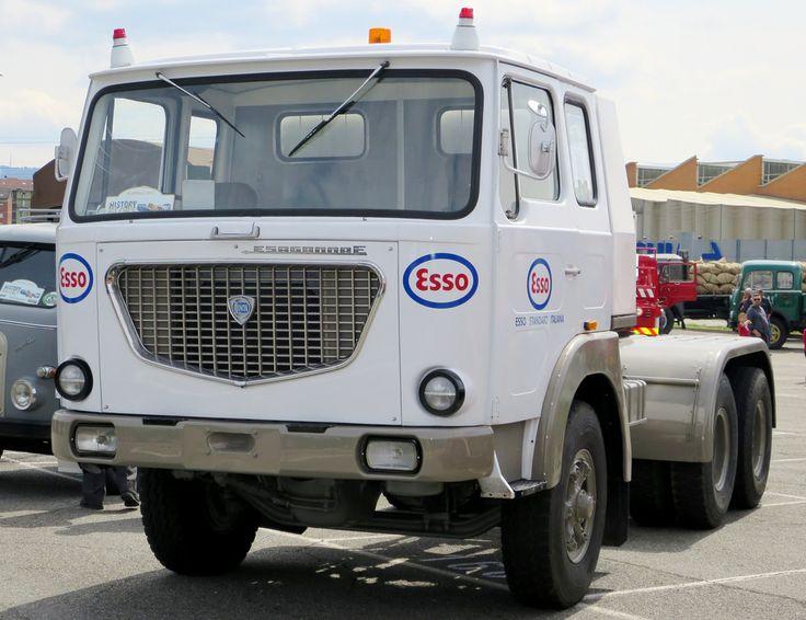 Lancia ESAGAMMA E520 6x4