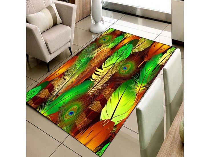 biga 3d peacock koberec