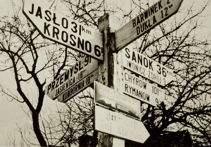 ul. Dukielska, Miejsce Piastowe - 1939 rok, stare zdjęcia