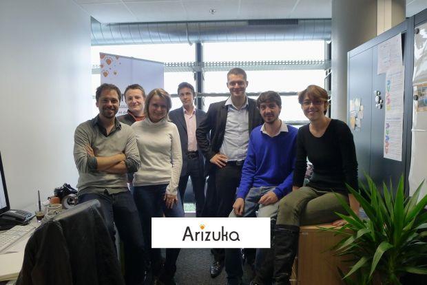 #Arizuka annonce une levée de 200 000 euros, notamment auprès du Crédit Coopératif
