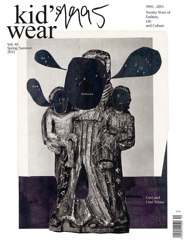 20th Anniversary issue VOL. 40 Cover by Gert Und Uwe Tobias
