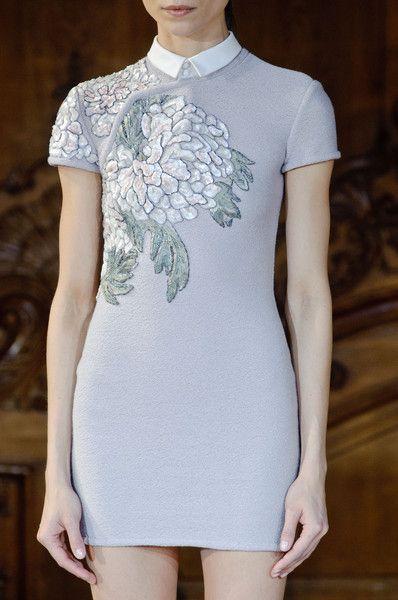 details @ Didit Hediprasetyo Fall 2013 Couture