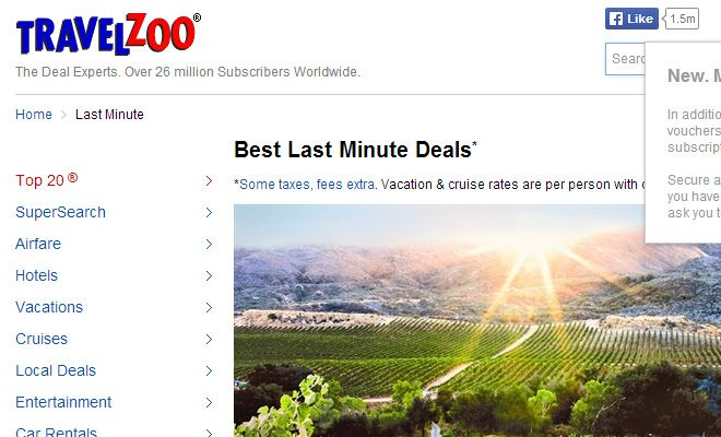 20 Websites for Finding Last Minute Travel Deals   TravelersPress