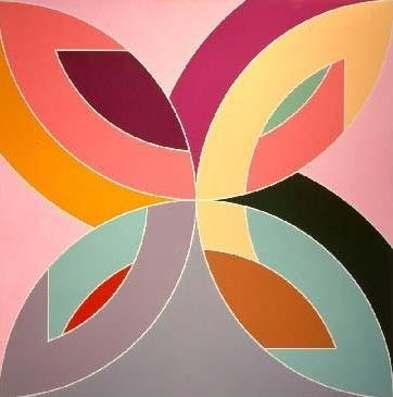 Frank Stella is an American painter and printmaker, noted for his work in the areas of minimalism and post-painterly abstraction