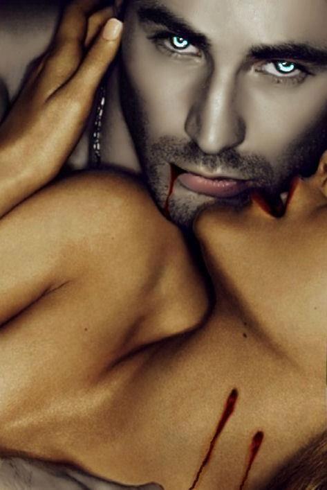 vampire men naked Sexy
