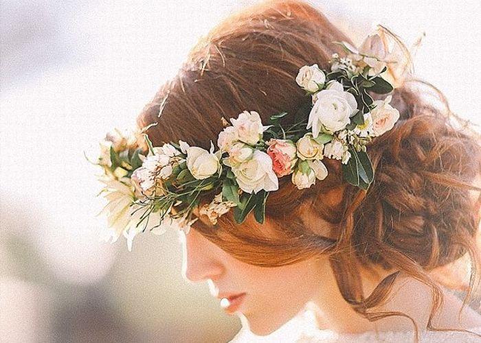 ヘアスタイルで印象が決まる♡『花冠』が似合うロマンティックな髪型まとめ*のトップ画像